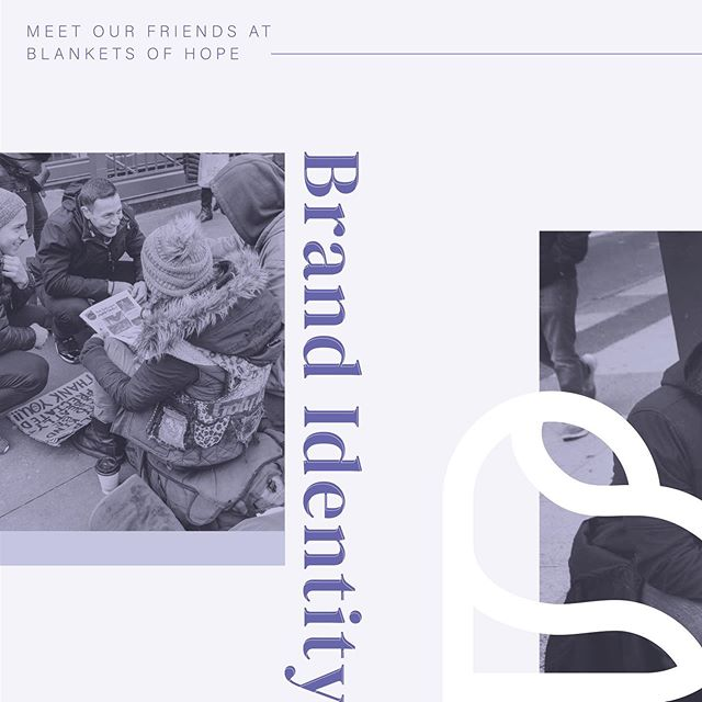 Meet our rad friends over at @BOH. We met @themikefio and @nickfio about a year ago and fell in love with their mission: A Global Movement of Kindness through Delivering Blankets to Homeless. We just completed a rebrand and are in the development phase of a brand new website — which we're excited to share with you soon!