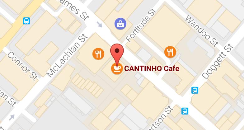 cantinho cafe james street