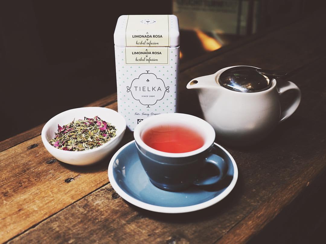 divine tielka tea