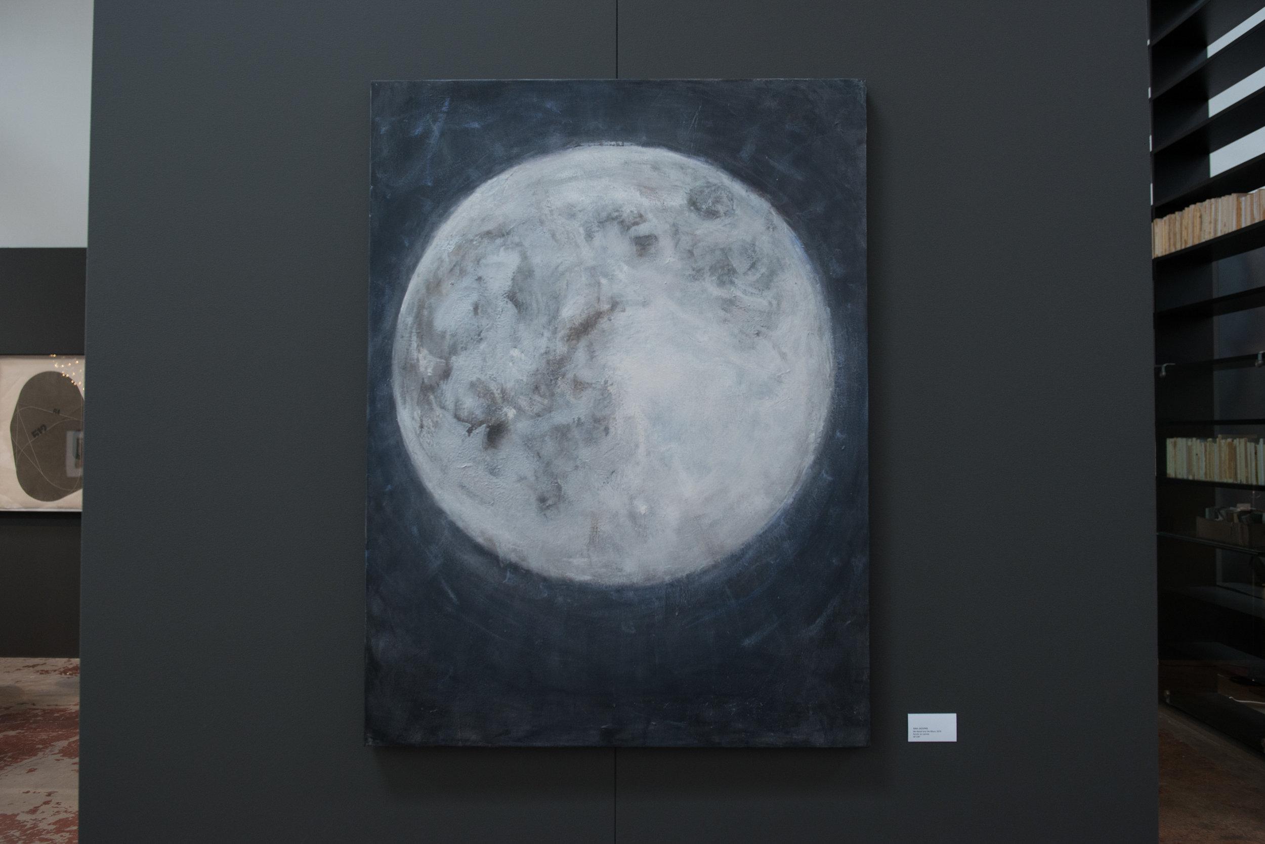 Me Myself and the Moon, 2016
