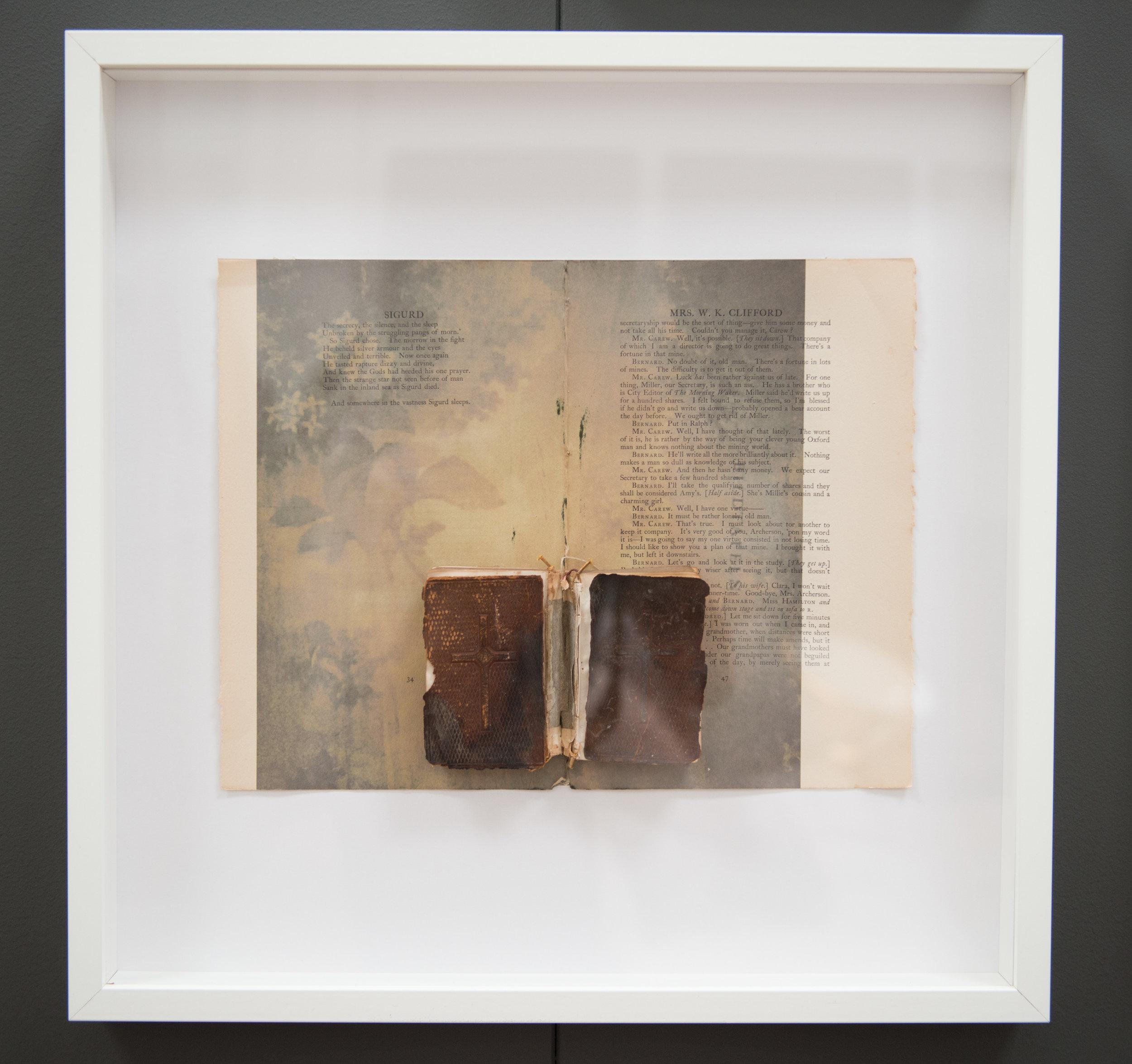 Untitled V: Musée Fragonard Series