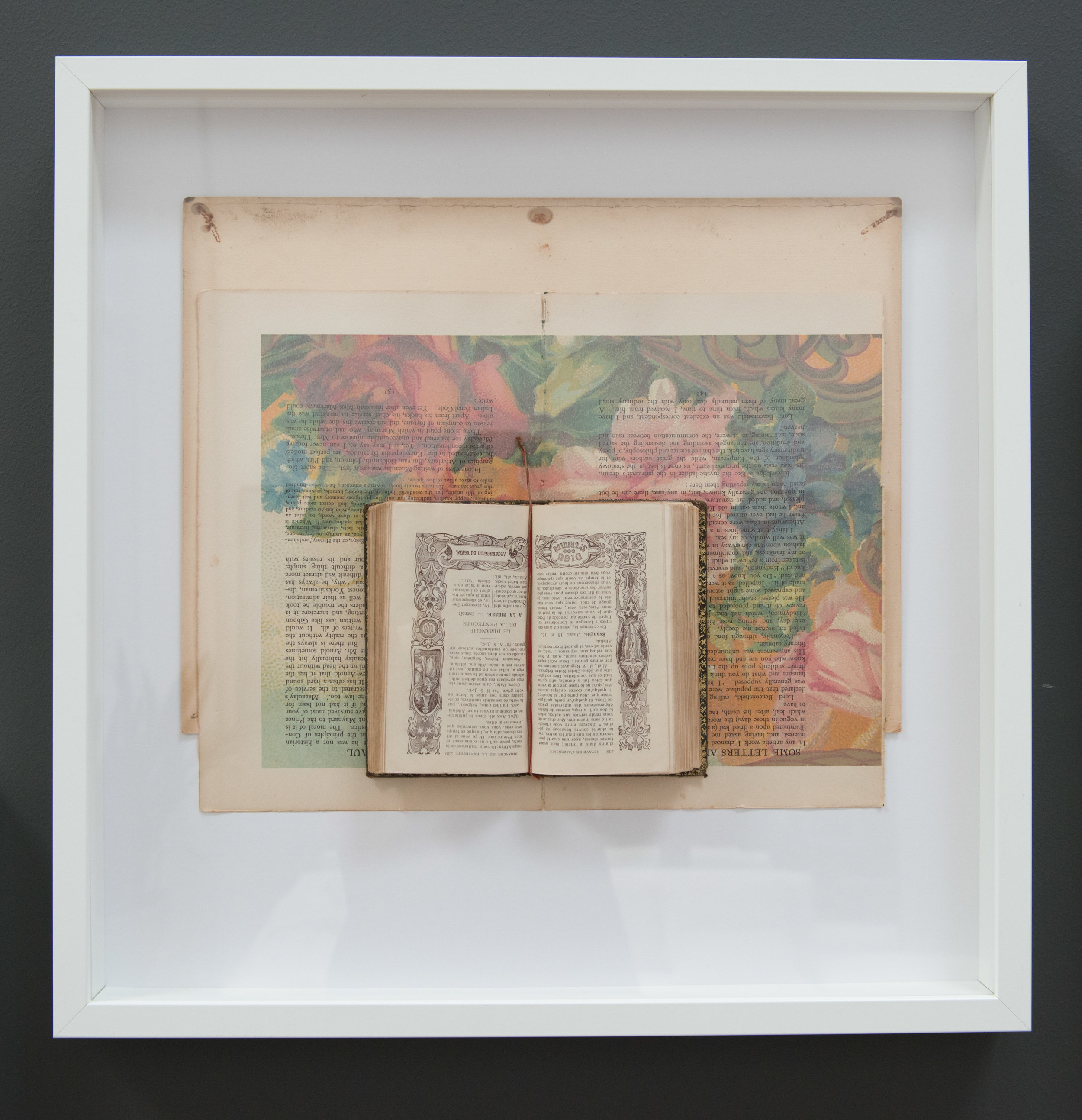 Untitled III: Musée Fragonard Series