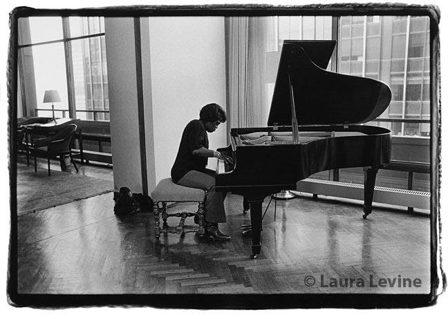 James Brown, NYC, 1984