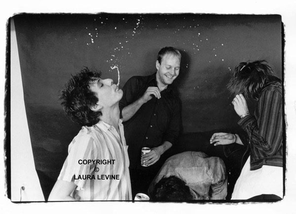 The Replacements, NYC, 1984