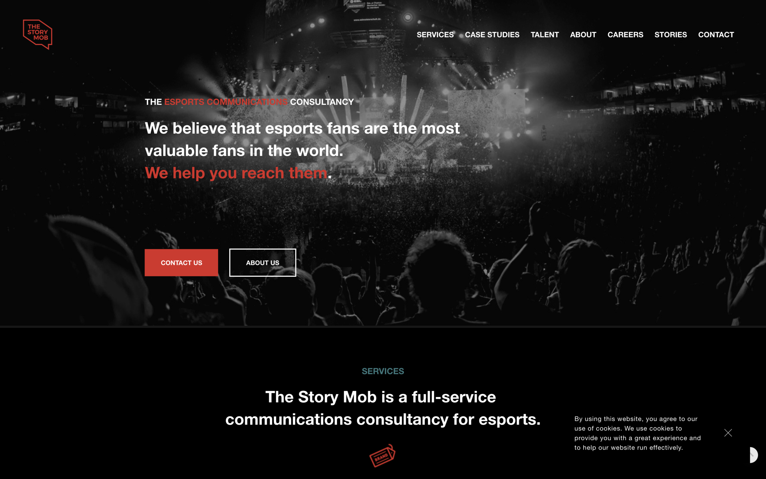 thestorymob.com - The Story Mob Squarespace Website DesignThe Story Mob needed a robust website. With Squarespace, we were able to provide the advanced functionality they needed and a website that is beautifully designed and fully responsive.