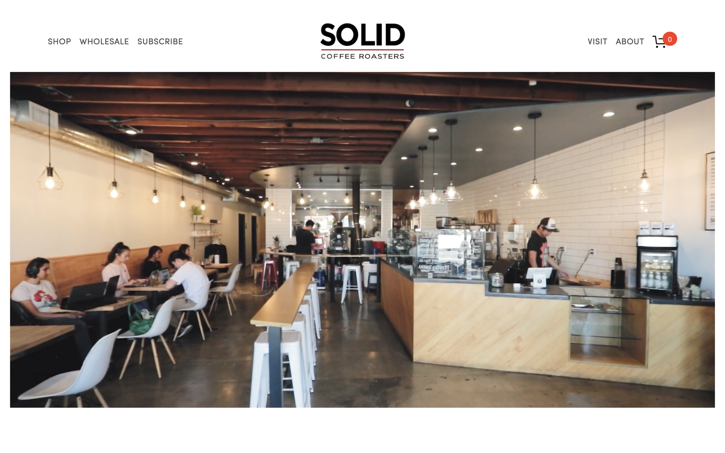 solidcoffeeroasters.com - Solid Coffee Roasters Squarespace Website BuildThis website is a great example of how ideal Squarespace can be for e-commerce websites. Solid Coffee Roasters needed a shop, online wholesale store and a subscription based ordering solution and we were able to deliver all of those in this Squarespace website.