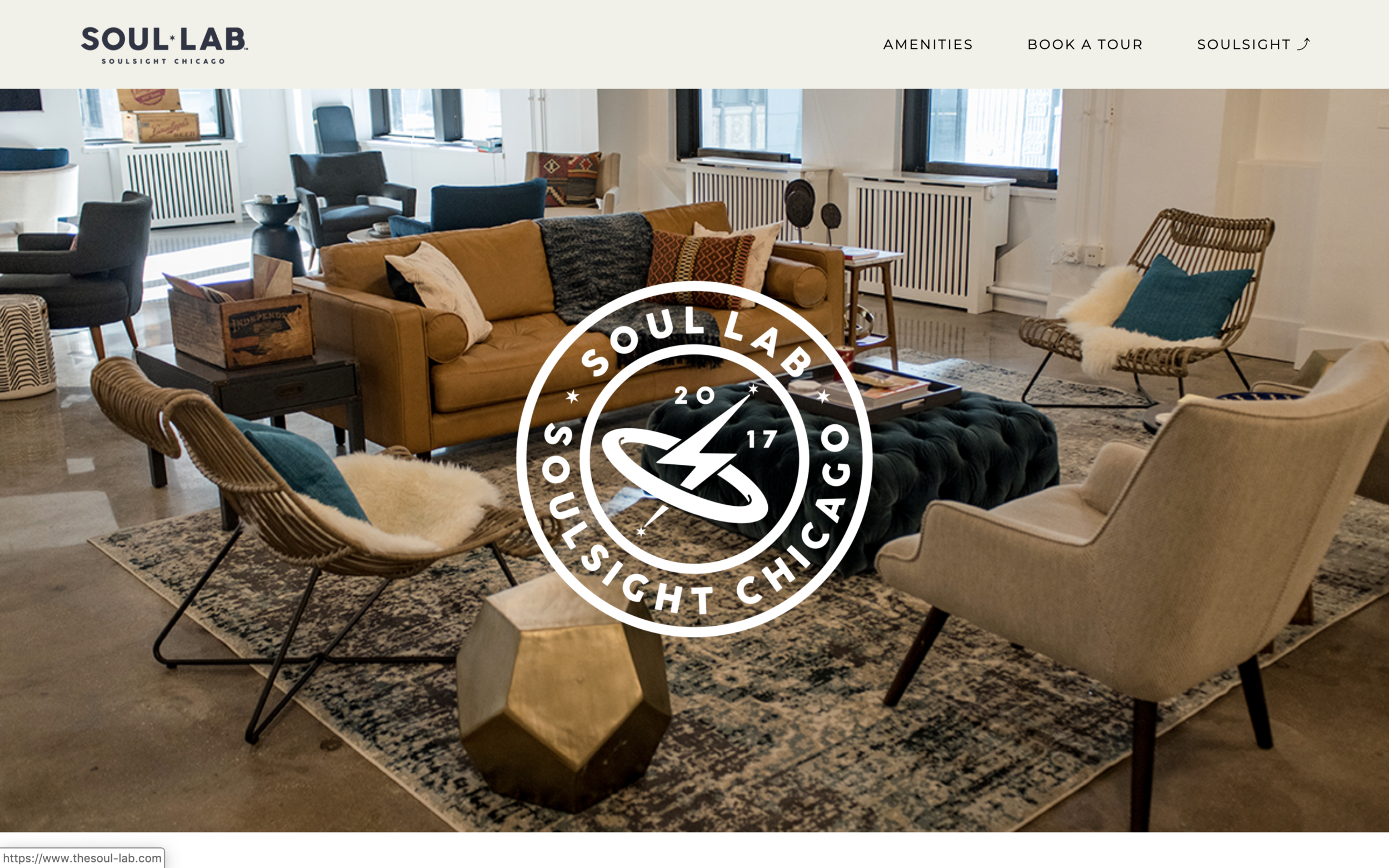 thesoul-lab.com - Modern Squarespace Website BuildWe were approached by the Soul Lab team to help create an online marketing tool to help build brand awareness as well as give users an insight of what the business offers. The result is an awesome example of what Squarespace websites can look and function like.