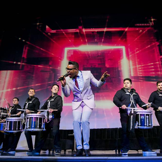 Live Music & Dance Entertainment -
