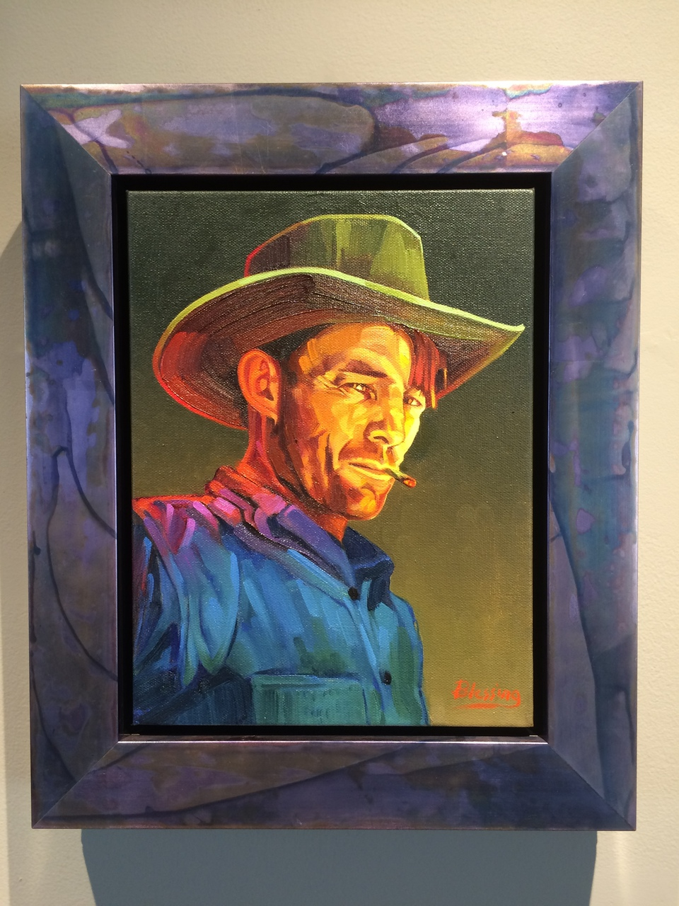 Tom Houk - The Frame Maker