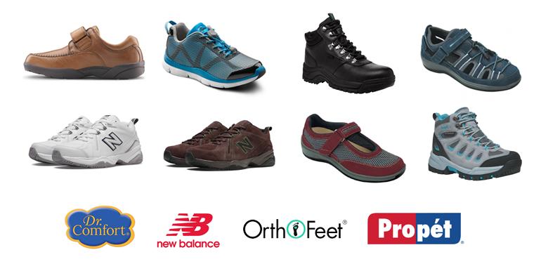 Footwear Options