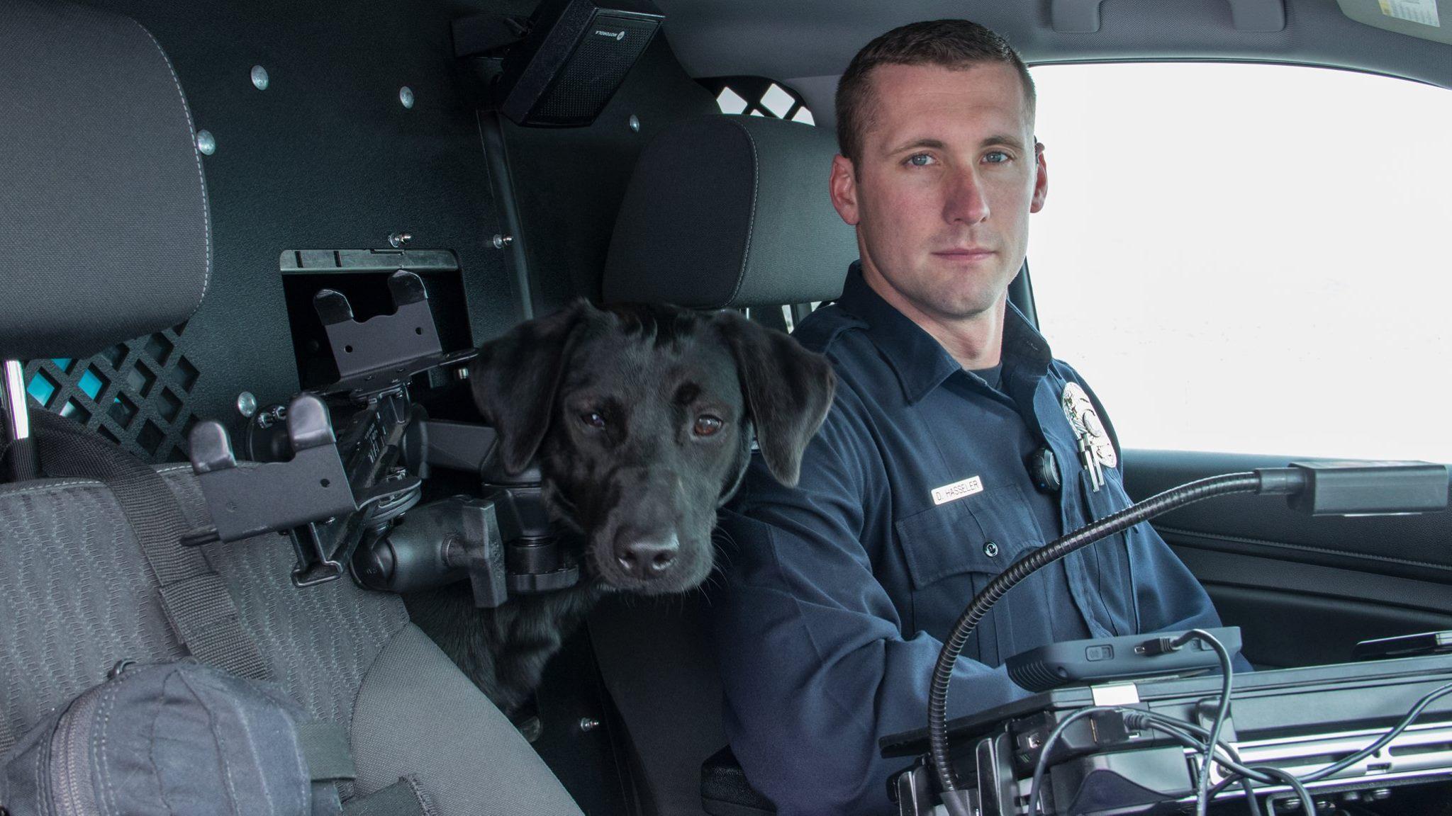 Grace Layton City Police