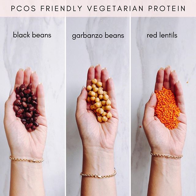 Question! What is your favorite vegetarian protein? . . . It may initially sound difficult to follow a PCOS friendly diet and be a vegetarian! Will you get enough protein? Will you eat too many carbs? It's actually not so difficult! Check out the PCOS Vegetarian Low Carb lunches I posted today in The Cysterhood. . . . Click the link in my bio or send me a DM to receive an invitation to join The Cysterhood! ✨