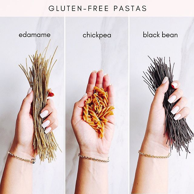 Question! What's your favorite gluten free pasta? Comment below! . . . Giving up gluten means giving up bread and pasta. *Gasp!* But don't worry, there's still gluten free options for eating bread and pasta! Here are some of my favorite! Chickpea pasta is especially high in protein for my vegetarian cysters! There's a plethora of different gluten free pasta variations out there. . . . Click the link in my bio to learn your PCOS type! ♥️✨