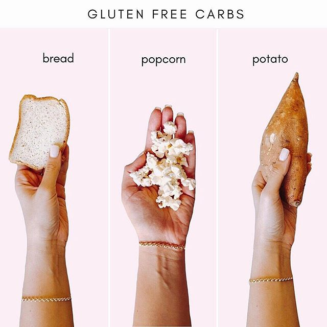 Question! What is your favorite gluten-free carb? . . . We can get gluten free carbohydrates naturally from popcorn, quinoa, rice, potatoes, etc. We can even found gluten-free bread and pasta alternatives! I love having chickpea pasta! . . . Click the link in my bio to learn your PCOS and receive an invitation to join The Cysterhood 💕✨