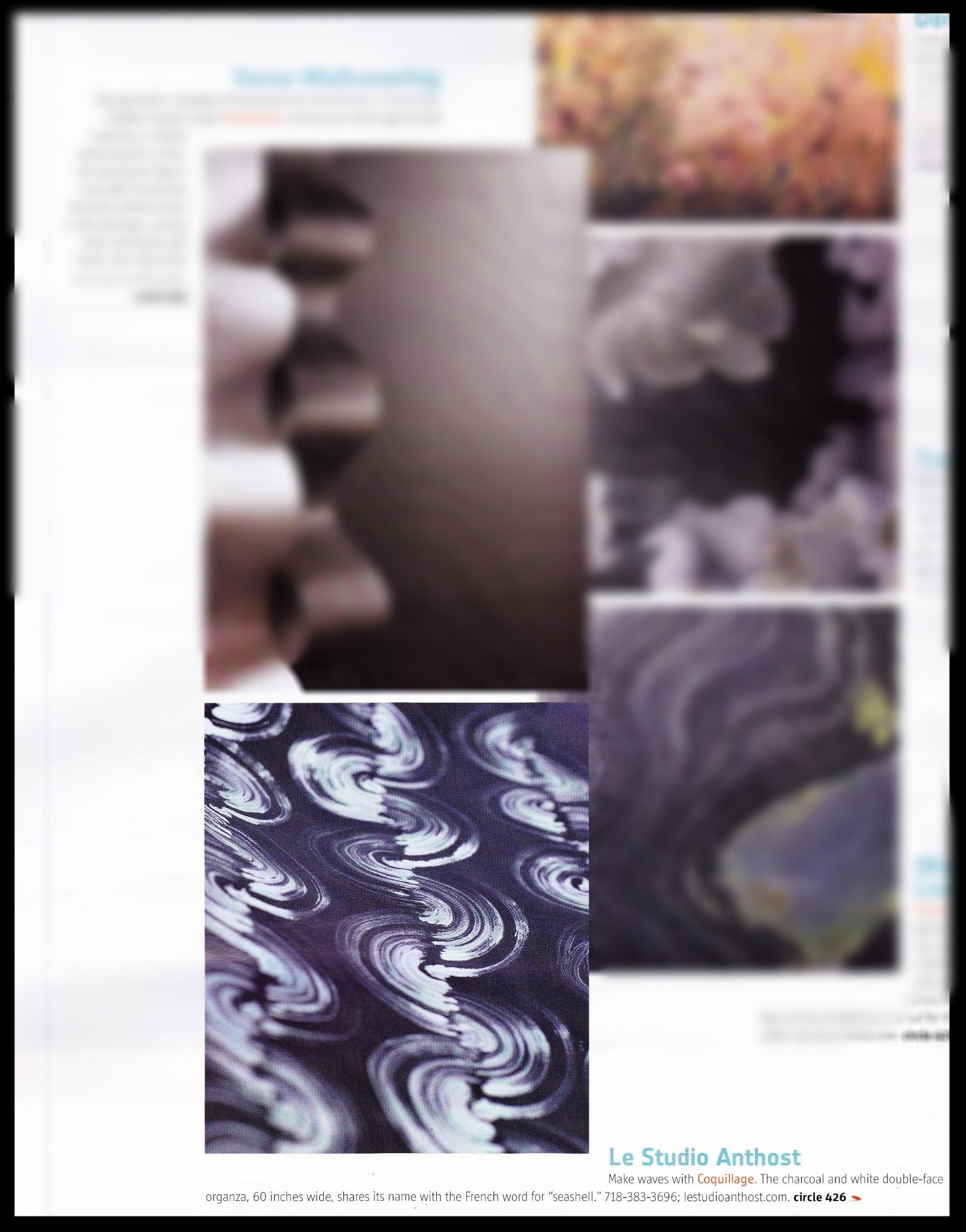 Interior Design Magazine Tabloid