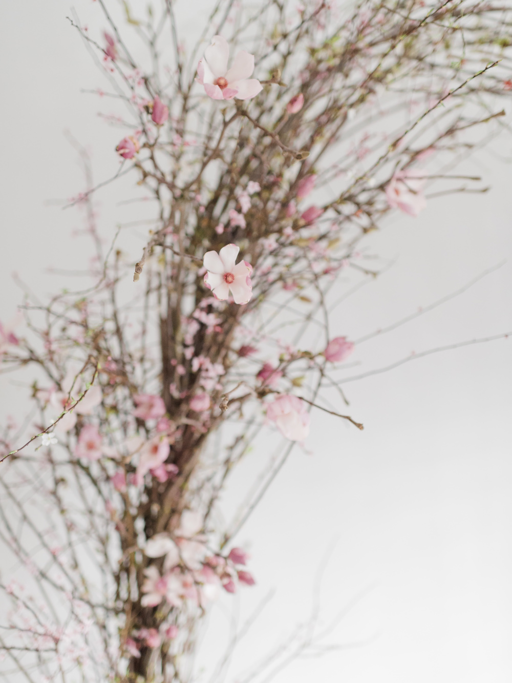 Magnolia arch Luster Floral Design at Sinclair and Moore Workshop, photo by Kristen Honeycutt Photo Co.jpg