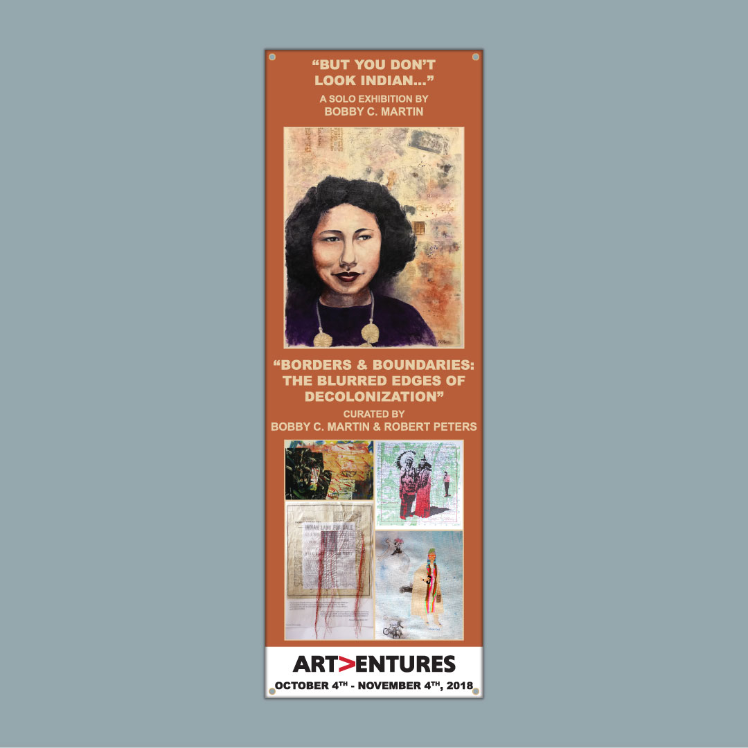 Art Ventures NWA October 2018 Banner