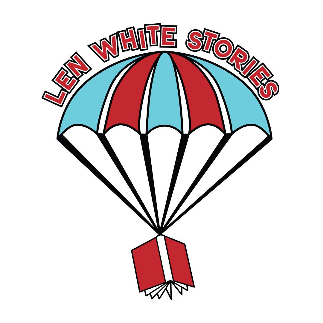 Len White Stories logo