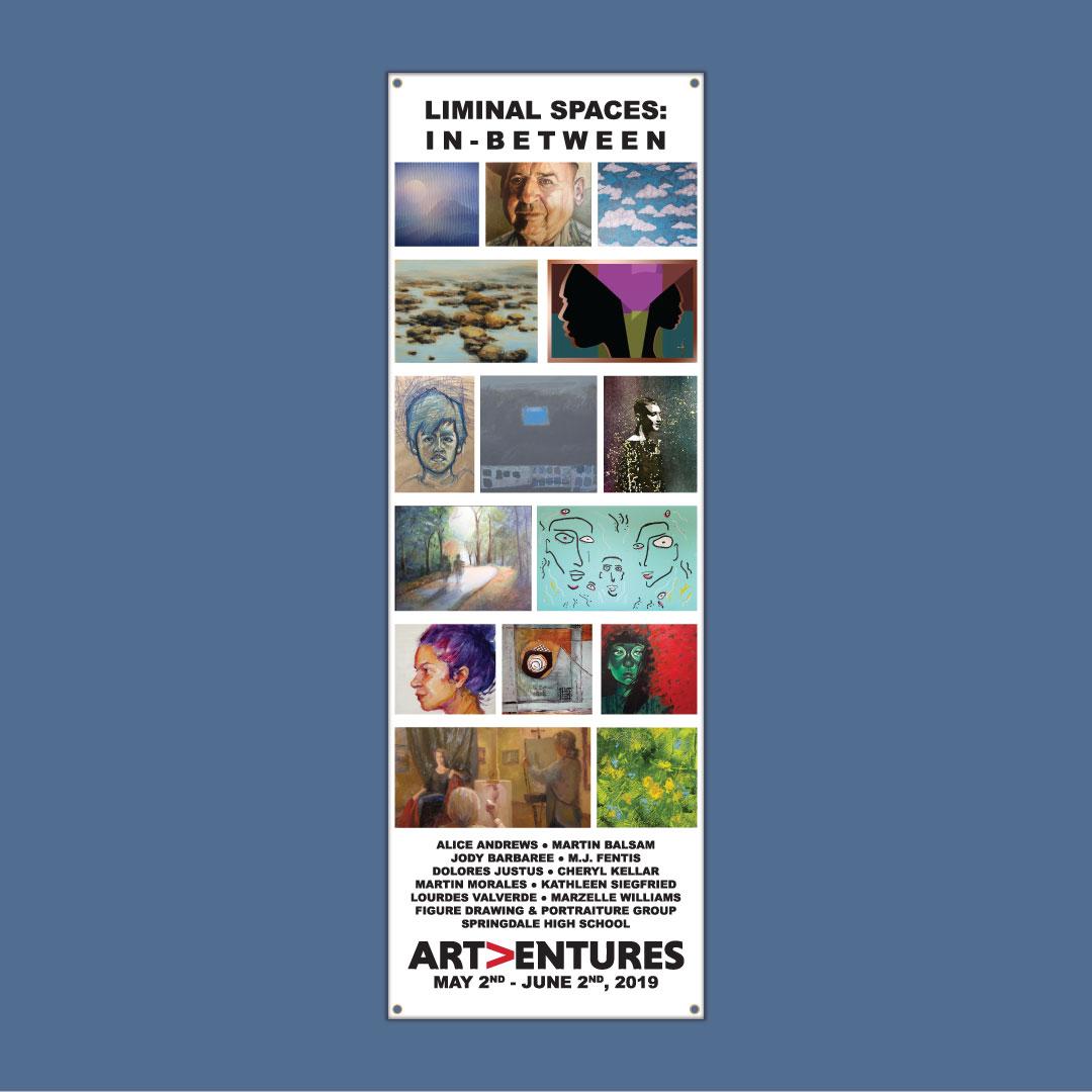 Art Ventures NWA May 2019 Banner