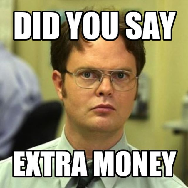 Any #dwightschrute fans out there? 😏 We did also say extra money! For the month of Aug anyone who gets Inked will be entered into a draw to win their money back! Hell ya! 🤟 So come on down and get those entries in! #picoftheday #theoffice #yeg #yeggers #whyteave #payme #inked #ink #yegtattoos #yegtattoo #yegbusiness #yeglocal #shoplocal #yegsupportlocal #yegink #tgif #summerdaze #michaelscott #cantstopwontstop #tattooedandemployed  #edmontonliving #yegartist #yegart