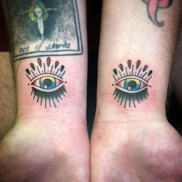 Some exciting news! Kim @kstudiotattoo is done her apprenticeship and is now a full artist! Come on down and get some ink from her 😉 Heres some recent work from her 🤟  #yeg #yeggers #yegliving #yeglocal #yegtattoo #edmonton #edmontonliving #edmontontattoos  #yegartist #yegtattooartist #supportlocal #yeglife #yegbusiness #picoftheday #tattoos #yegdesign #tattooartist #yegliving #yeglife #yegstyle #yegarts #ink #inked #eyesarethewindowtothesoul #yegsupportlocal #yegshoplocal #yegart