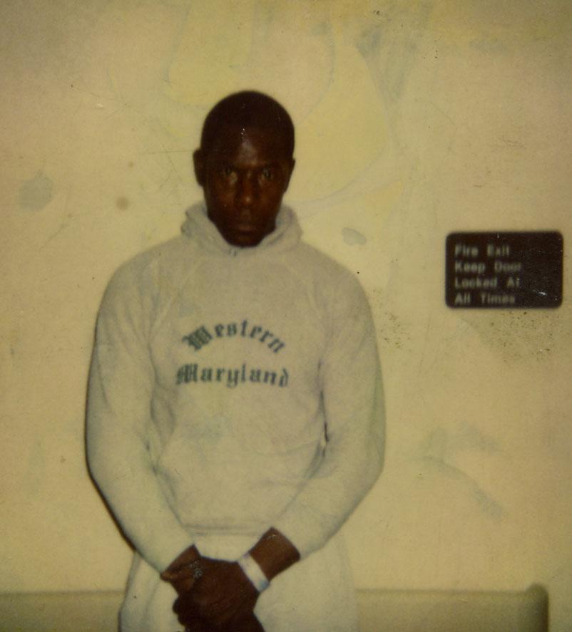 Steve in 1992