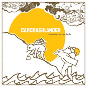 Carcrashlander - Mountains On Our Backs
