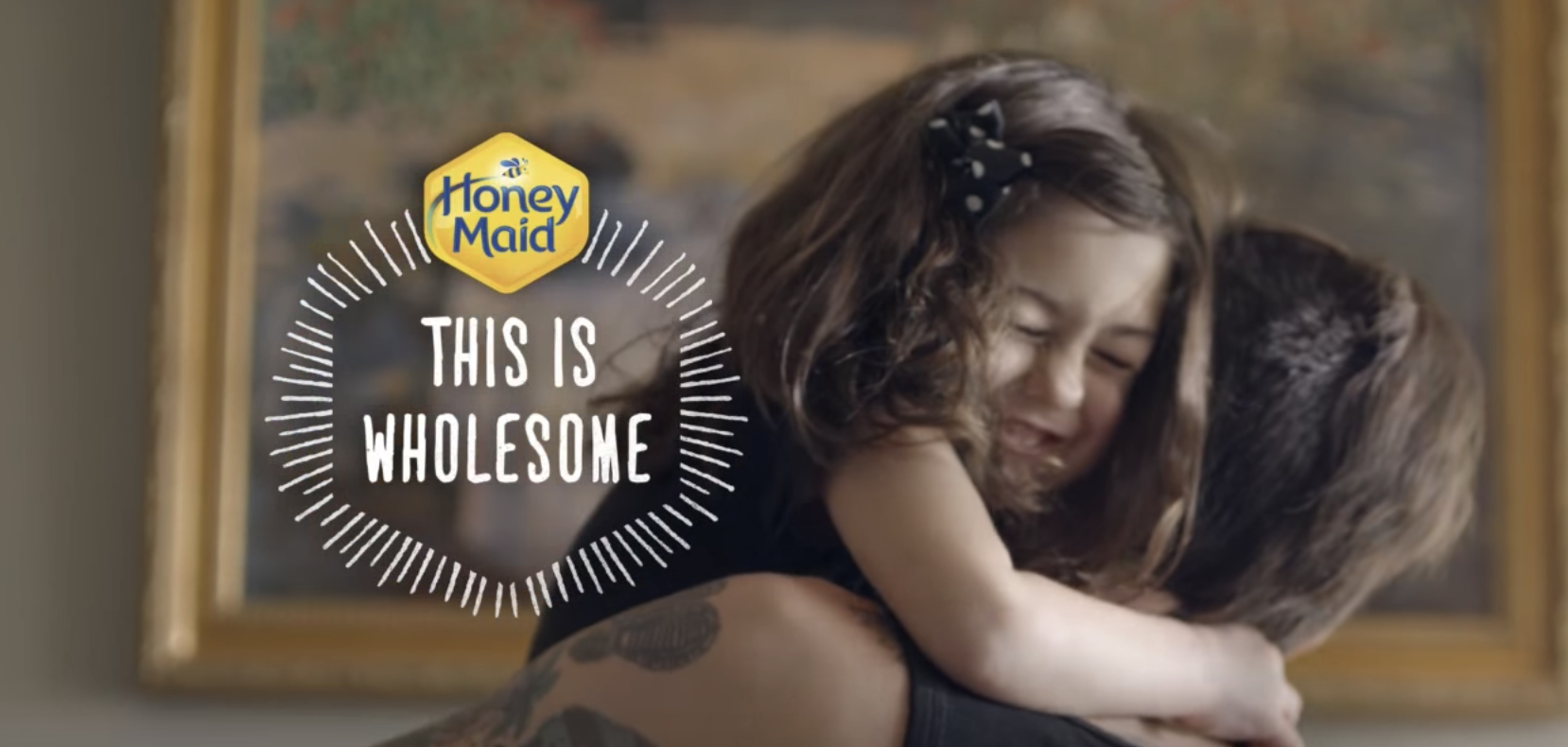 This Is Wholesome    Original Music:  John Morgan Askew   Client:  Honey Maid   Agency:  Droga5