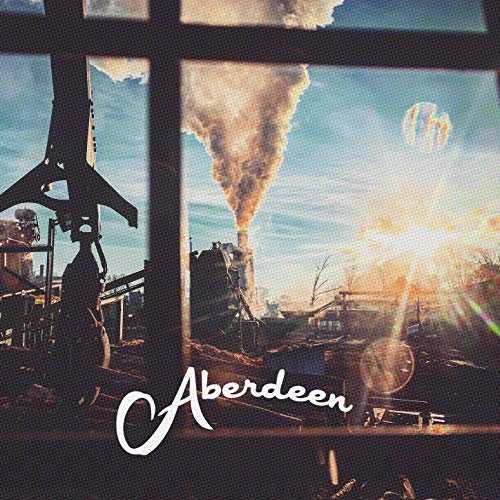 Lost Lander  - Aberdeen   Mixed  by John Morgan Askew