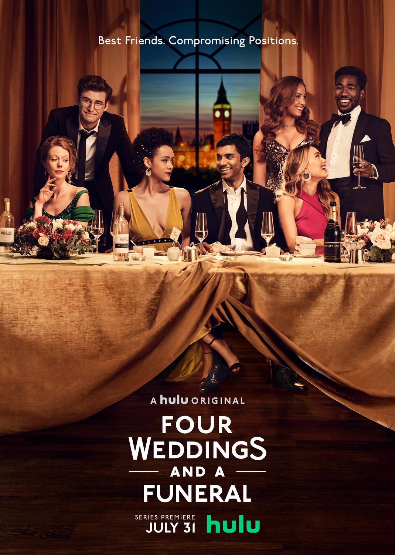 Four Weddings And A Funeral   Hulu   Original Score  - John Morgan Askew  Ep. 108