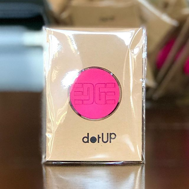 Positivity, community, agency. These are the values dotUP is built upon. @edgeathletelounge is an amazing community of endurance athletes who exude these values. We're proud to release the first of our PINK partner dots with EDGE, and we can't wait for more inspiration from the #EDGEfamily. #dotUPpink #brightpink #breastcancerawareness #ovariancancerawareness . . . . . . . #breastcancer #breastcancerprevention #breastcancerfighter #october #pink #breastcancersurvivor #breastcancerawarenessmonth #breastcancerfighter #cancersucks #pinkribbon #fightlikeagirl #pinktober #brca #thriver #cancer #support #women #bca #OvarianCancer  #knowovarian  #endwomenscancer #womenshealth #chicagodesign