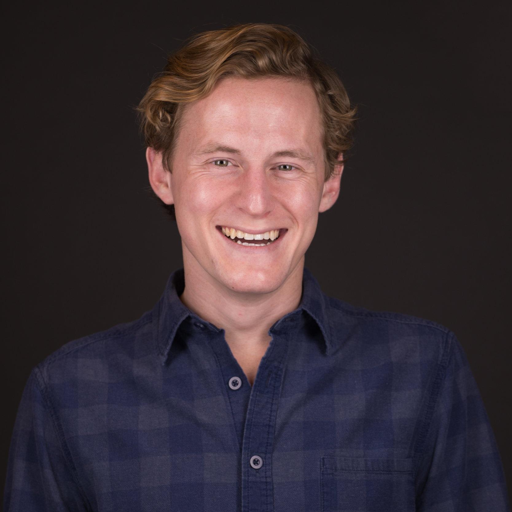 Justin Ray - Student Pastor / Church Planting Apprentice