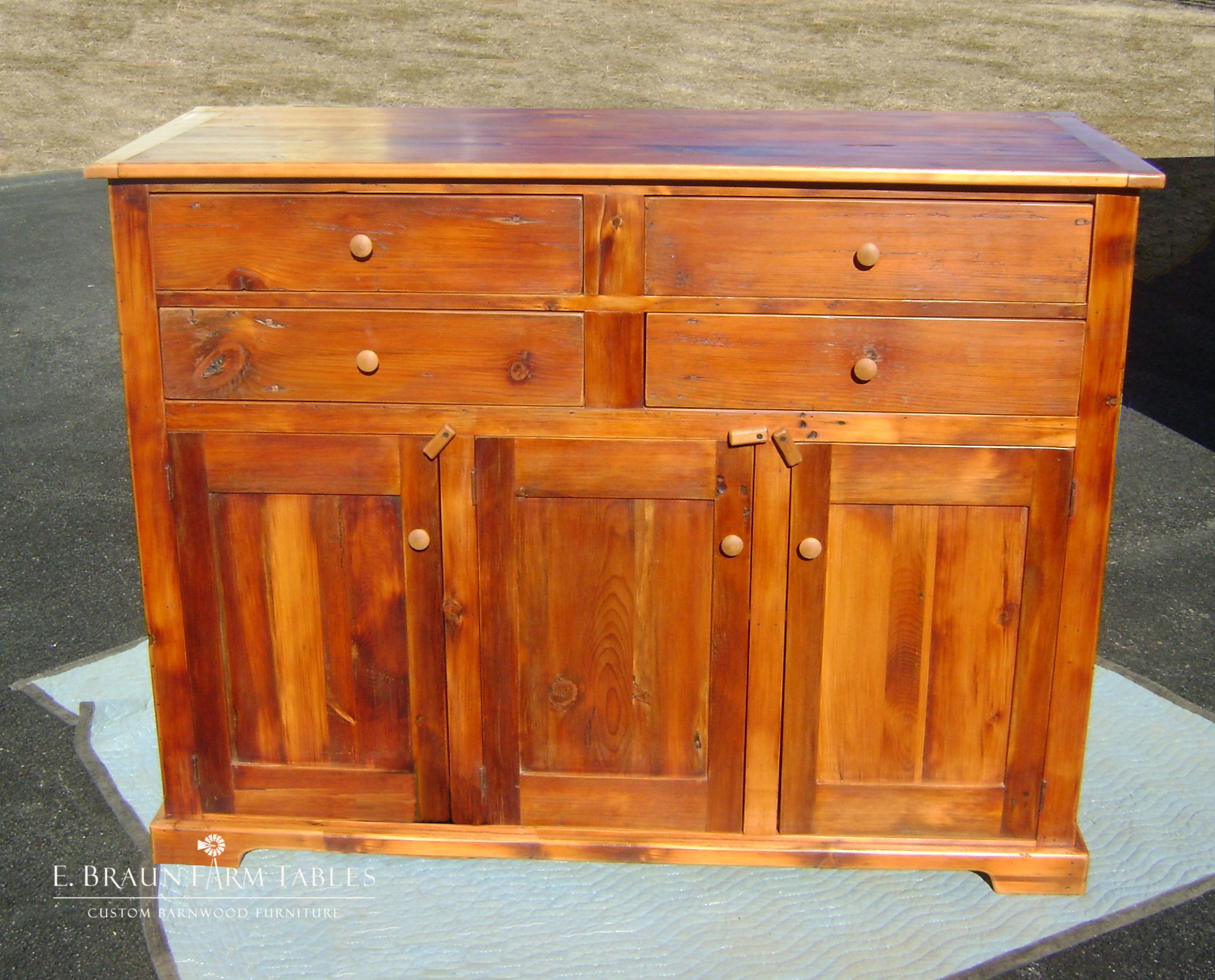BR16 - Custom Dresser