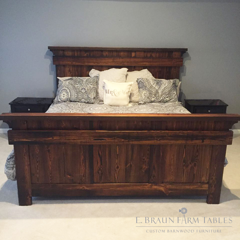 Beds and Bedroom Furnishings