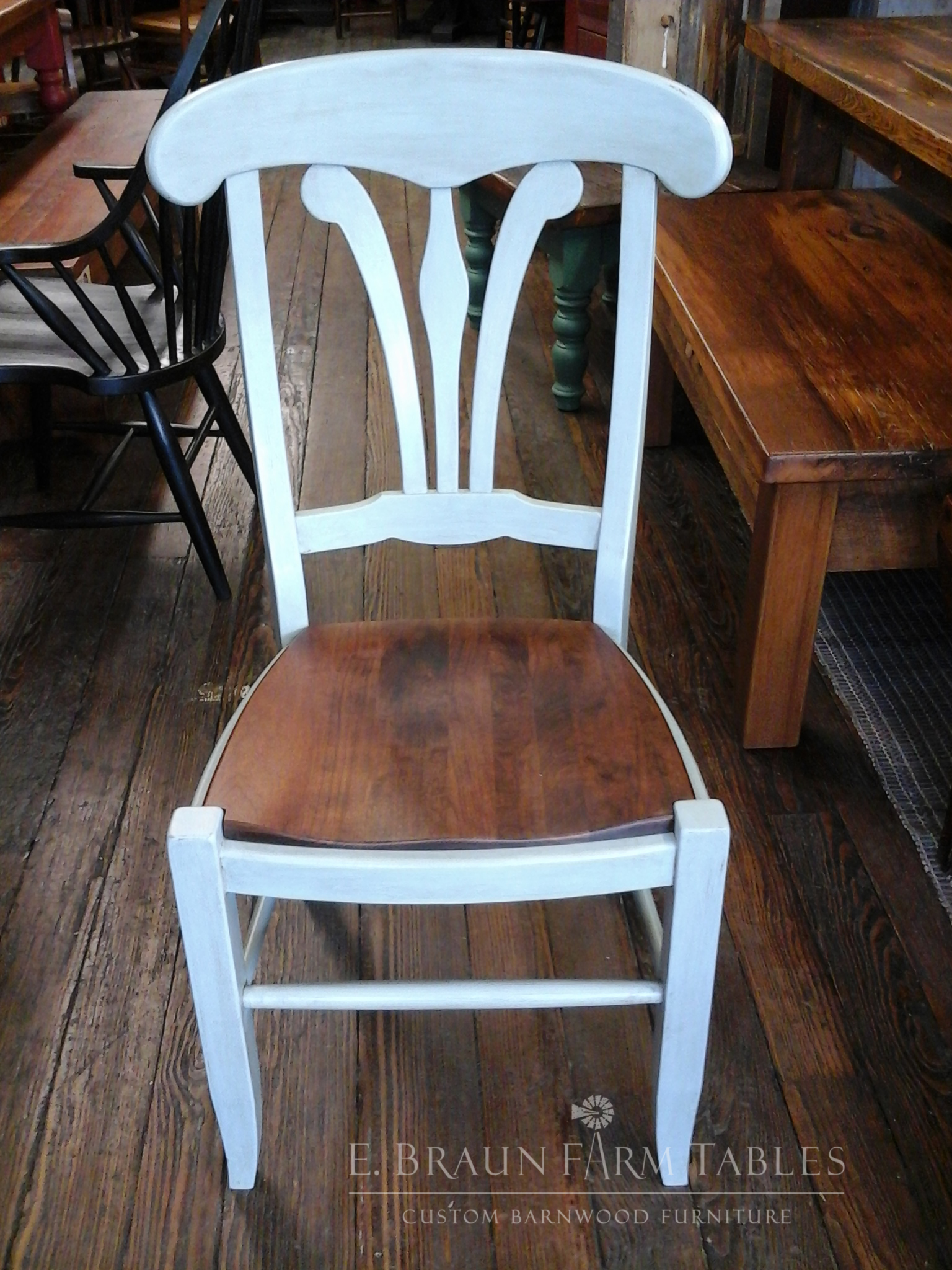 Chalet (side chair only)
