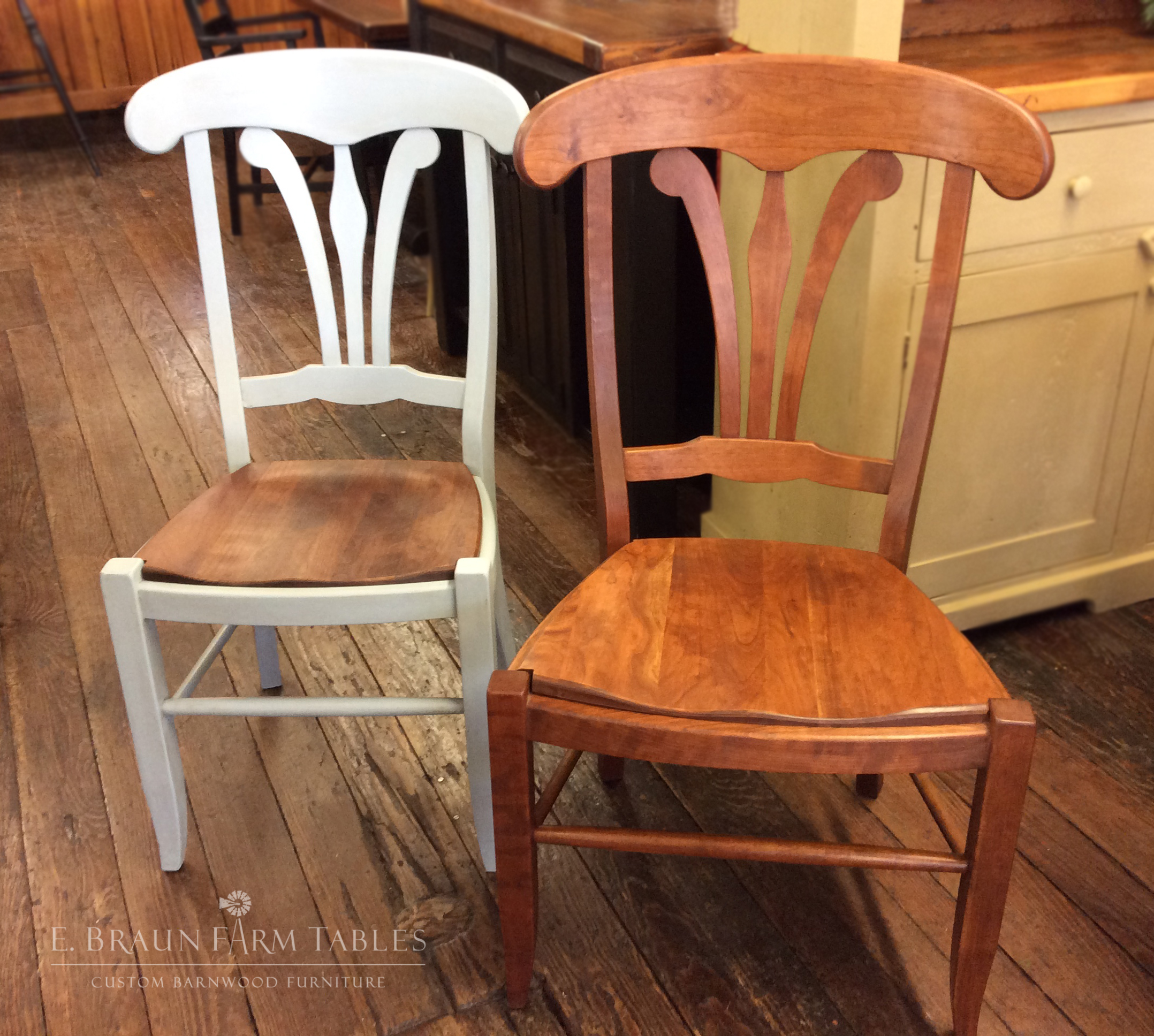 Chalet and Manor House Chairs