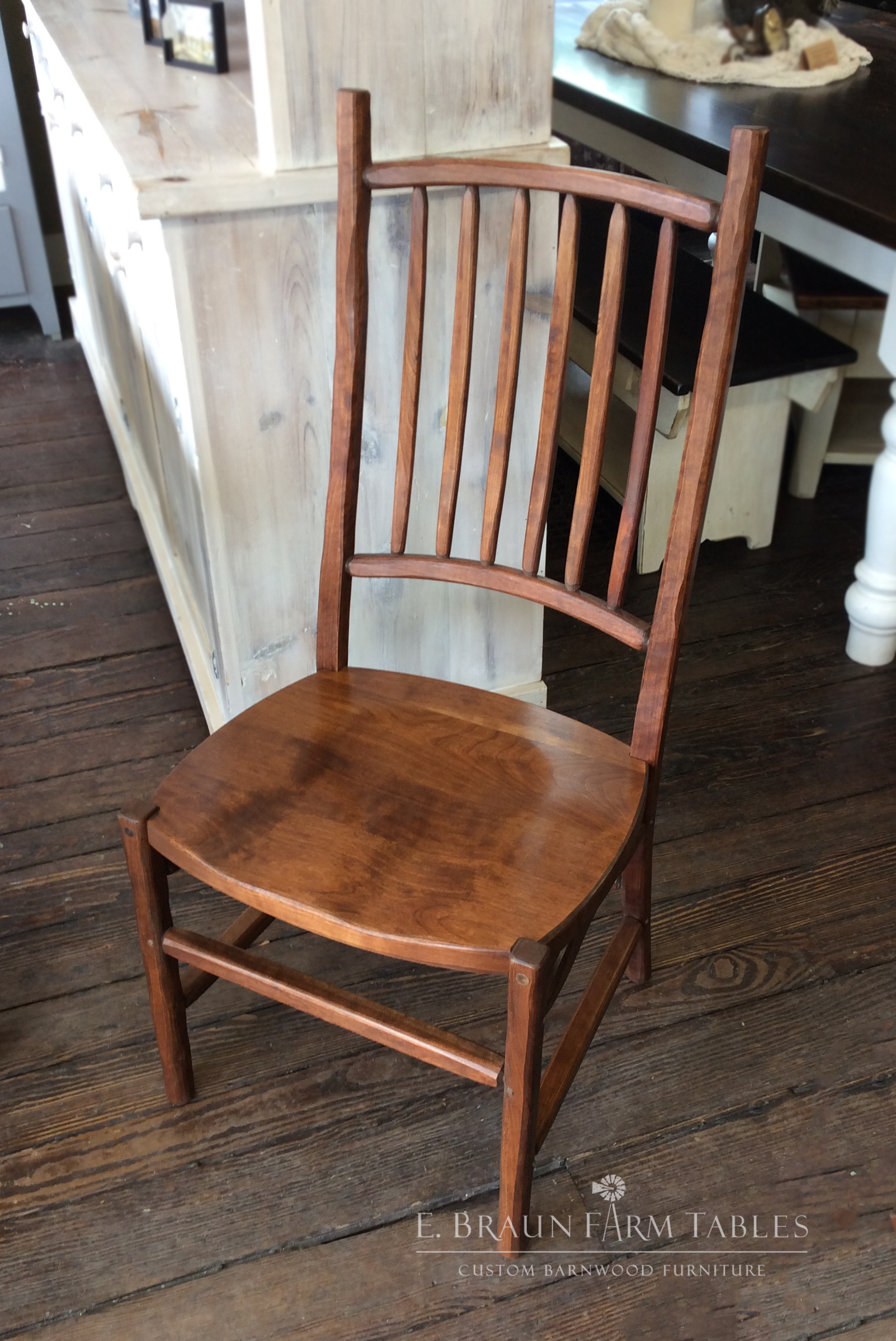 Country Squire Side Chair