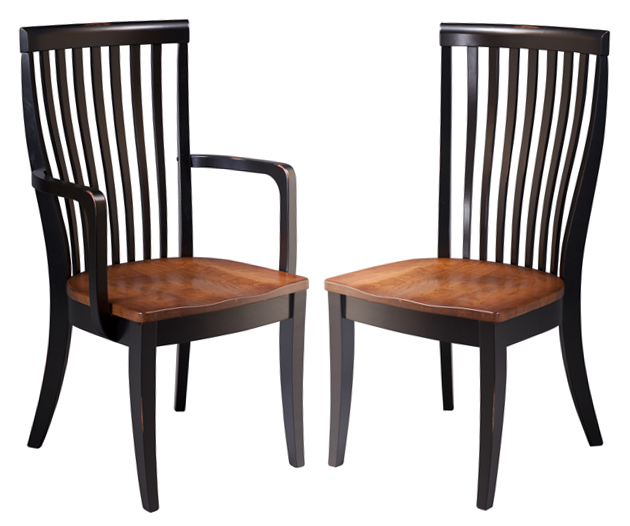 Lorille Side and Arm Chairs