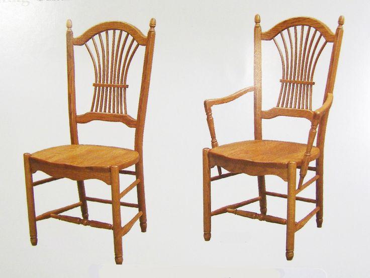 Sheaf Back Chairs