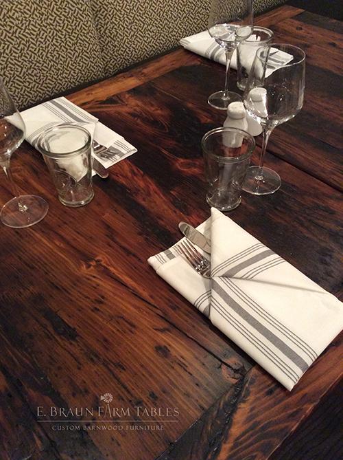 M17 - Table Top - Suburban Restaurant