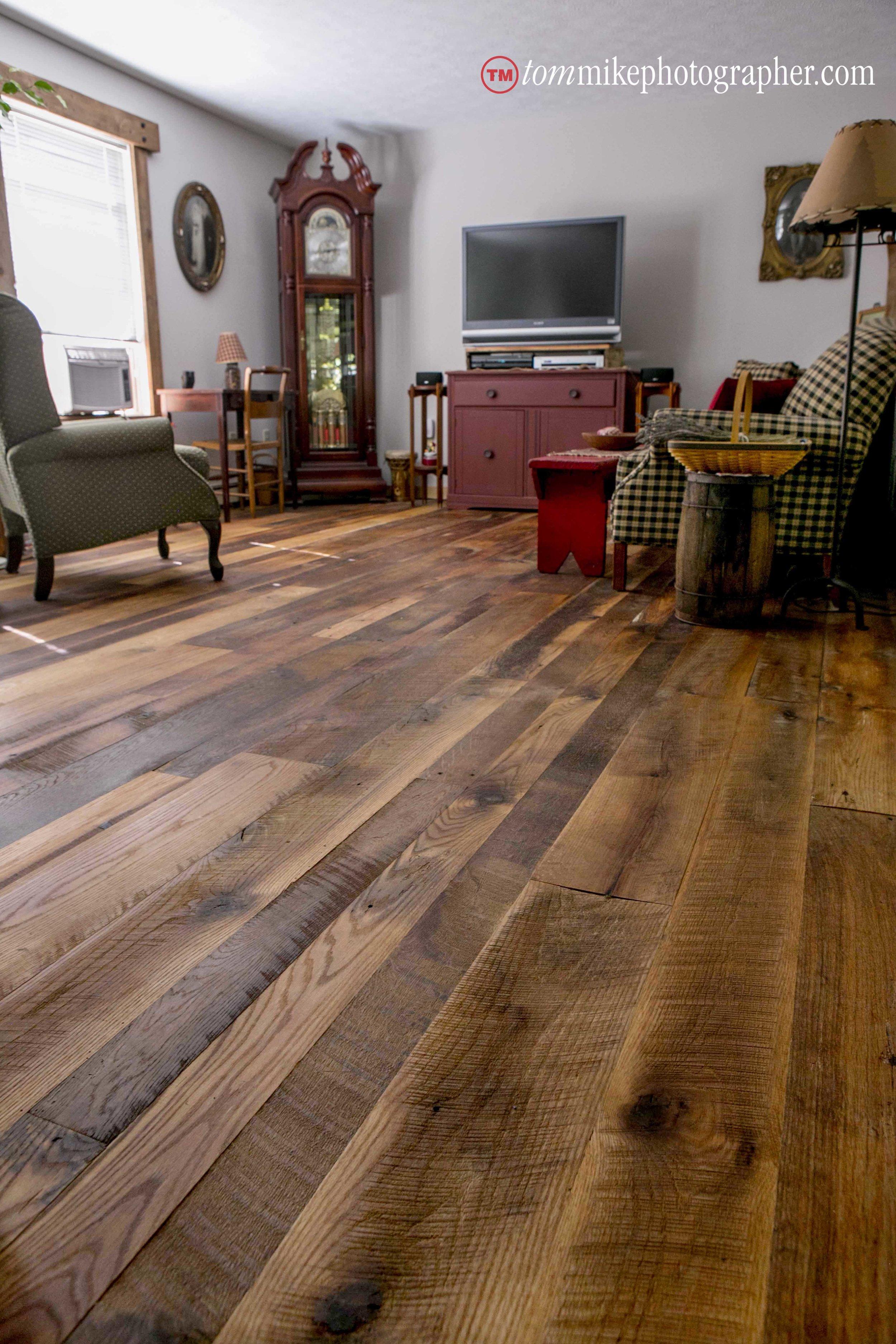 Reclaimed Oak Barn Wood