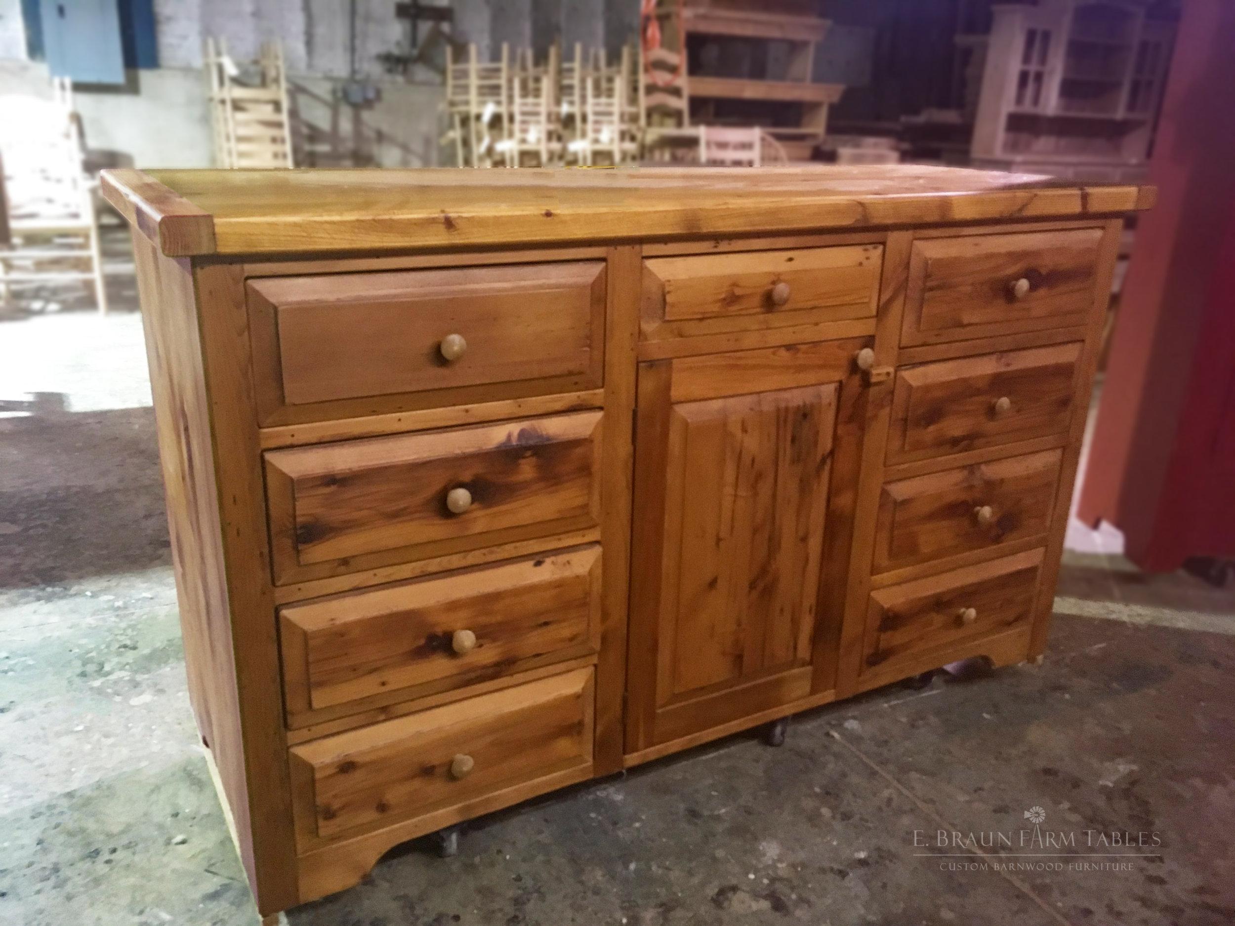 BR69 - Custom Dresser