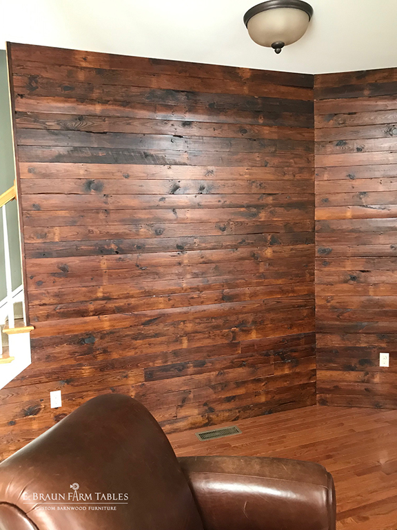 M32 - Shiplap Wall Boards