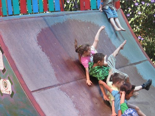 St Kilda's Adventure Playground in Melbourne, Australia ( Source )