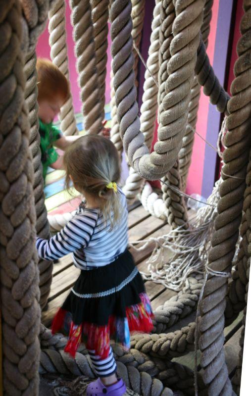 St Kilda's Adventure Playground in Melbourne, Australia ( Source )