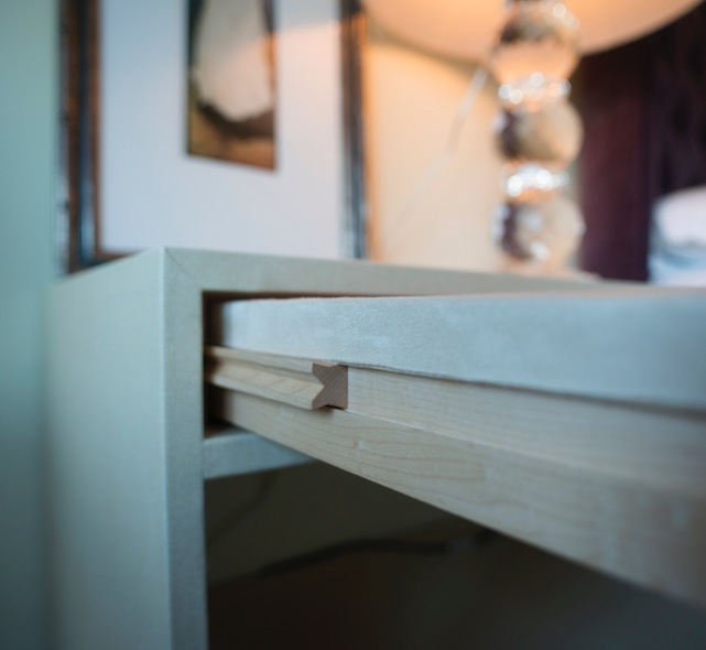 Side Table with uph Drawer slide detail.jpeg