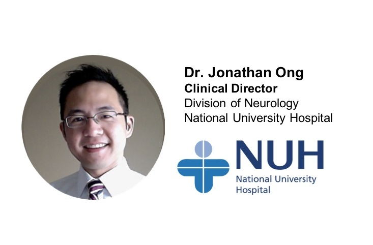 Why should patients track their migraines with Migraine Buddy? - Dr. Jonathan Ong, Clinical Director, Division of Neurology at the National University Hospital, Singapore: 'Not only can it help keep track on what's going on with the disease, but it is also one of the best ways to provide information to the doctor.'
