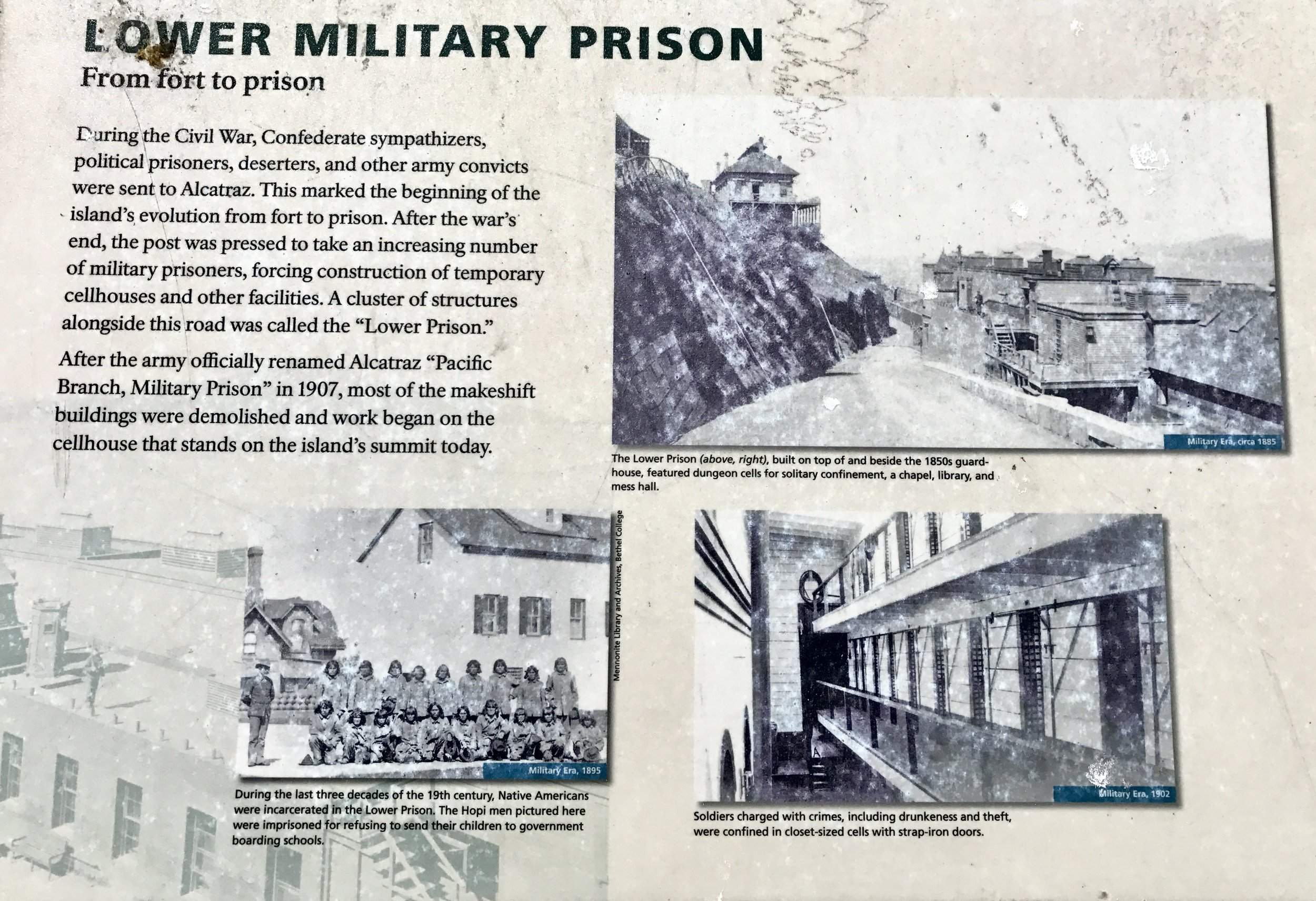 Lower Military Prison