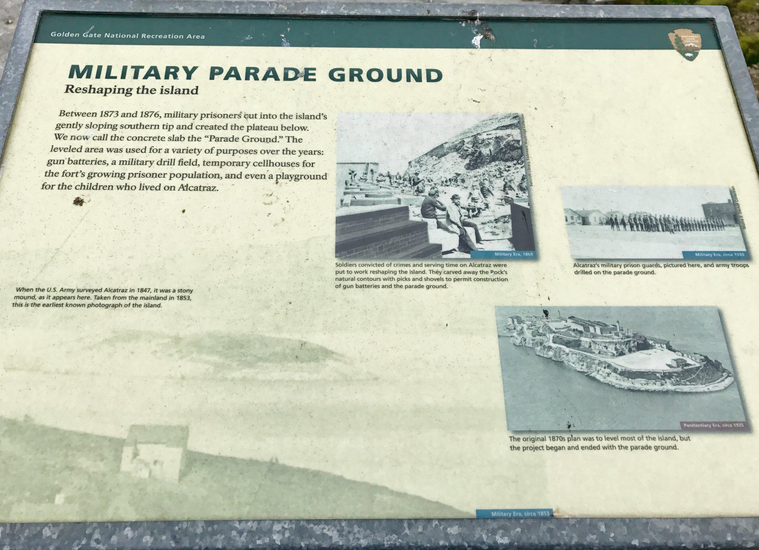 Military Parade Ground