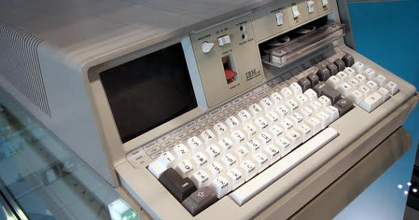 The 5100 IBM model John Titor traveled to 1975 to collect.